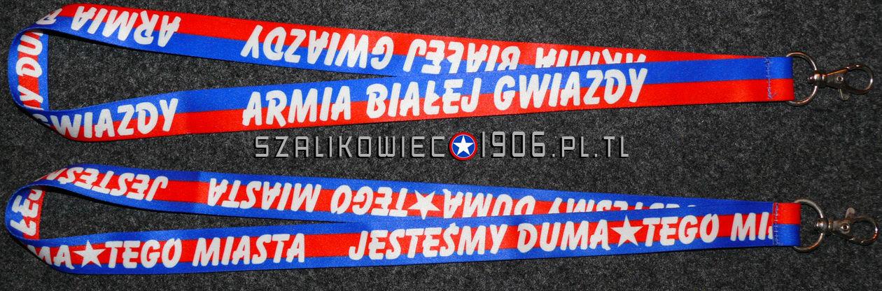 Smycz Armia Bialej Gwiazdy Wisla Krakow