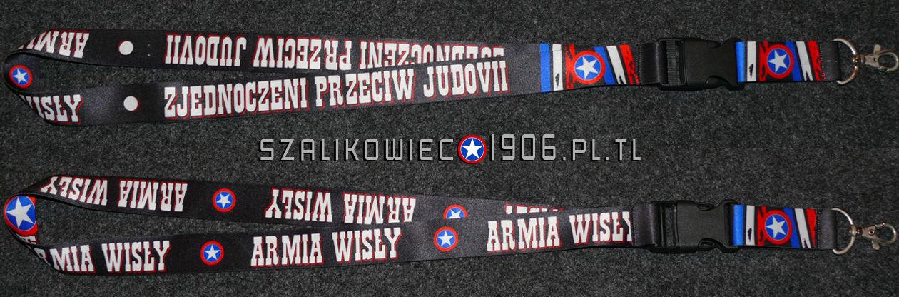 Smycz Armia Wisly Wisla Krakow