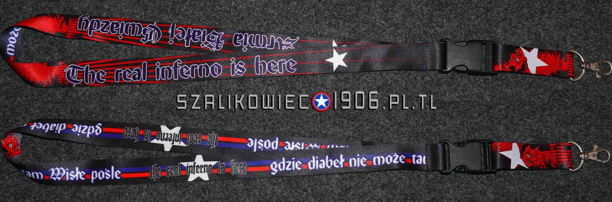 Smycz Inferno Wisla Krakow