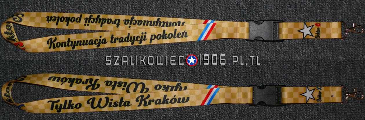 Smycz Kontynuacja tradycji pokolen Wisla Krakow