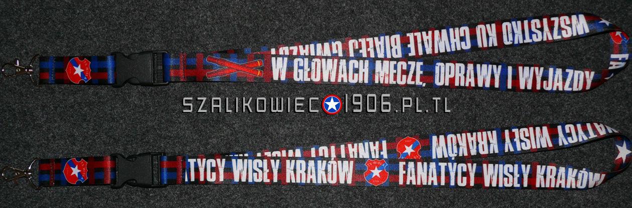 Smycz w głowach mecze oprawy i wyjazdy Wisła Kraków