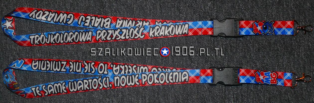 Smycz Mloda Armia Bialej Gwiazdy Wisla Krakoow