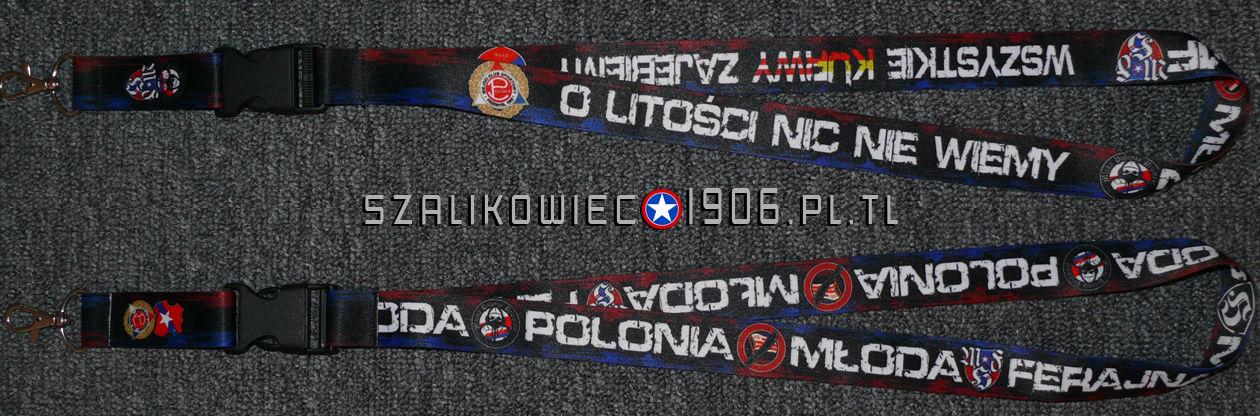 Smycz Młoda Ferajna Młoda Polonia Wisła Kraków