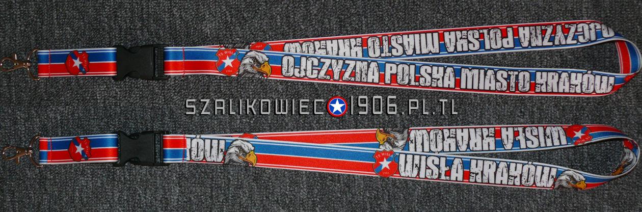 Smycz Ojczyzna Polska Miasto Krakow Wisla Krakow