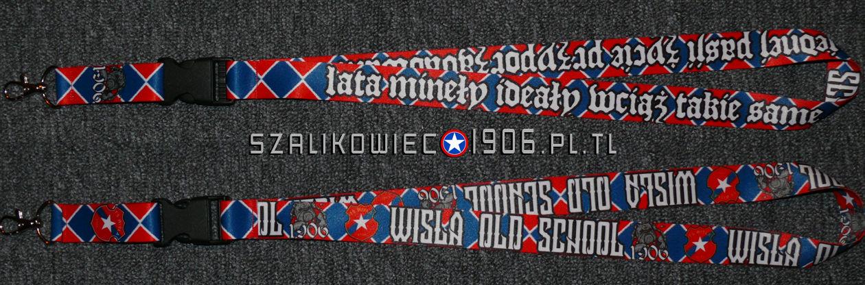 Smycz Old School Wisla Krakow