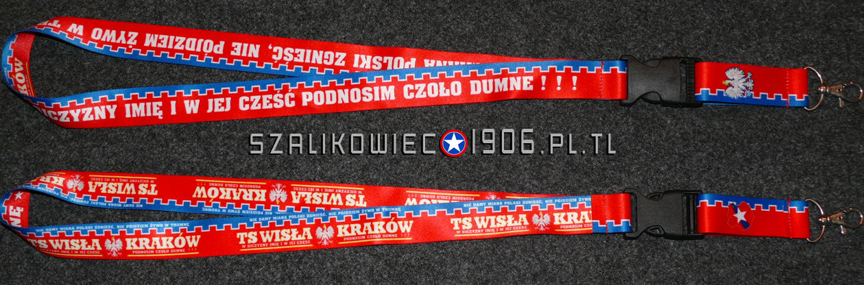Smycz Rota Wisla Krakow