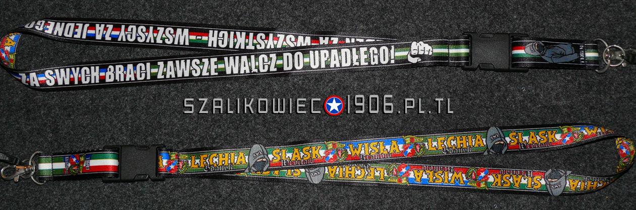 Smycz Wisla Krakow Slask Wroclaw Lechia Gdansk