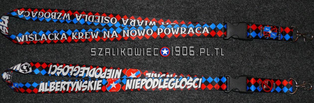 Smycz Albertynskie Kazimierzowskie Wisła Kraków