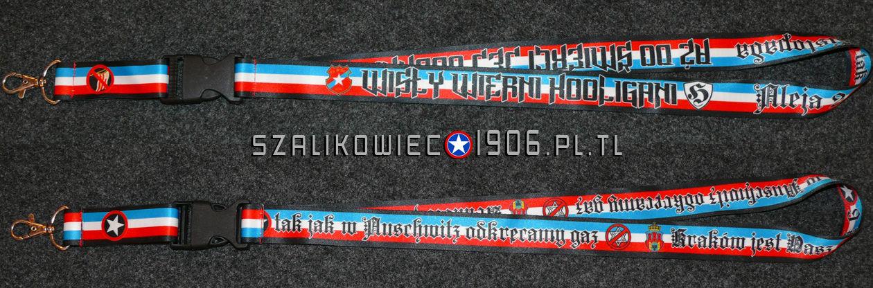 Smycz Aleja 29 Listopada Wisla Krakow
