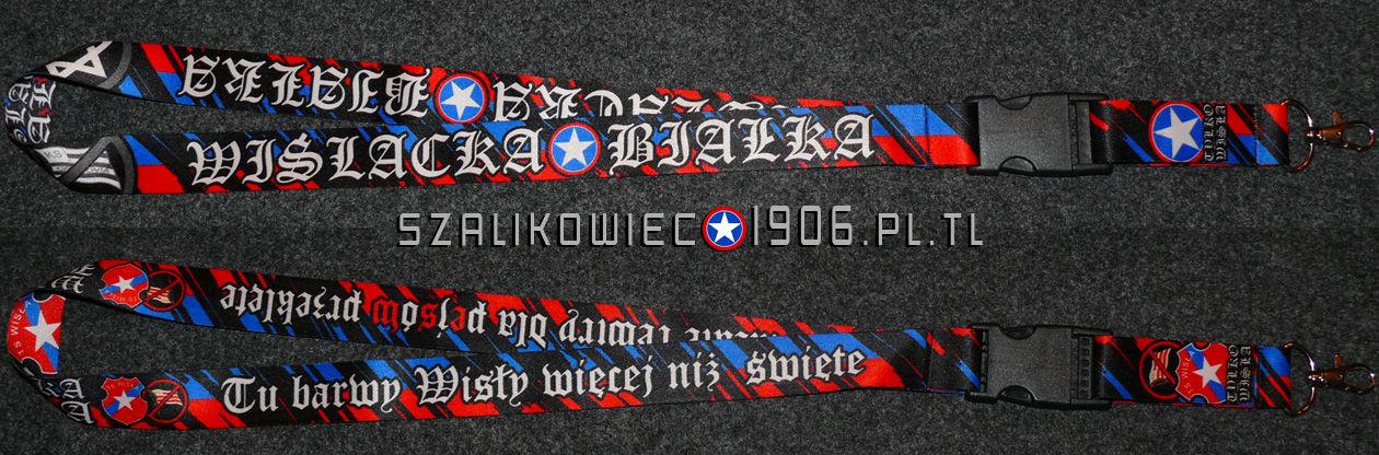 Smycz Białka Wisla Krakow