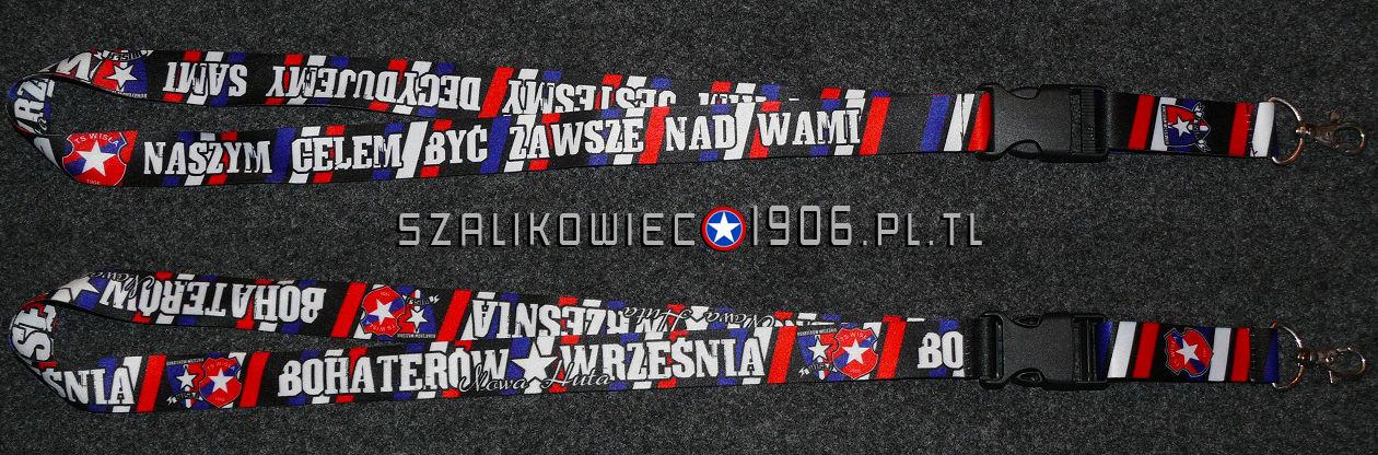 Smycz Bohaterów Września Wisla Krakow