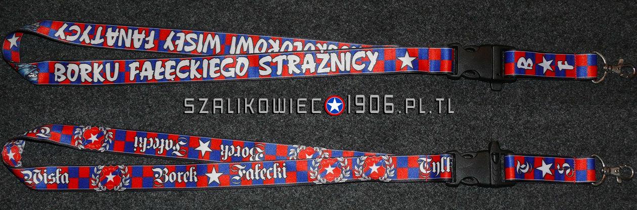Smycz Borek Falecki Wisla Krakow