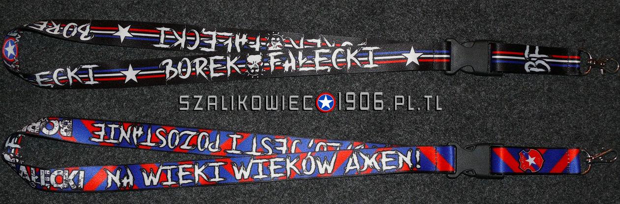 Smycz Borek Fałęcki Wisła Kraków