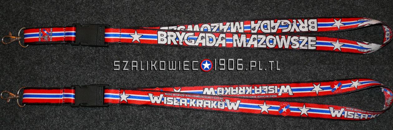 Smycz Brygada Mazowsze Wisla Krakow