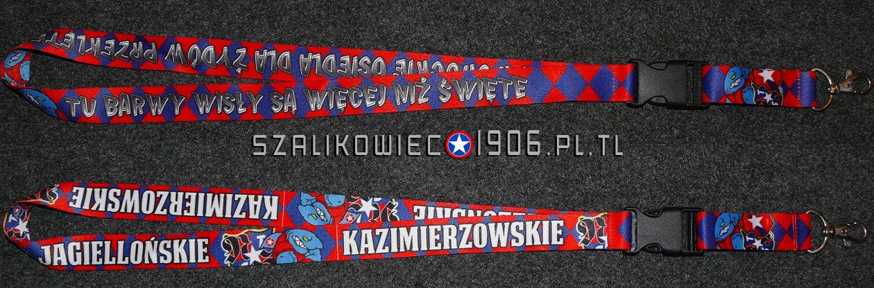Smycz Jagiellońskie Kazimierzowskie Wisla Kraków