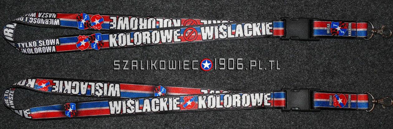 Smycz Kolorowe Wisla Krakow