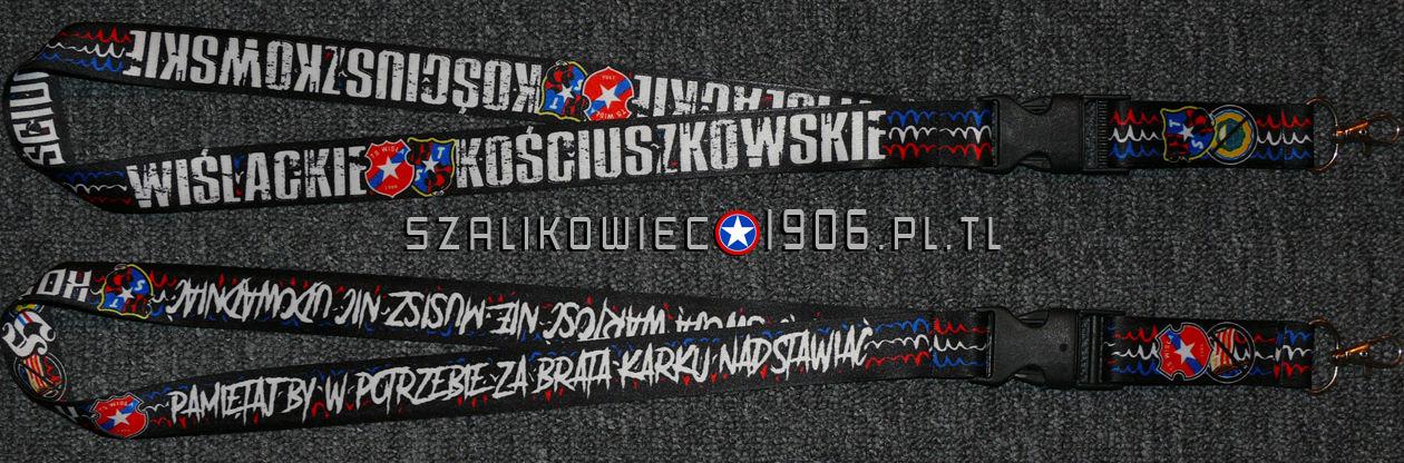 Smycz Kościuszkowskie Wisła Kraków