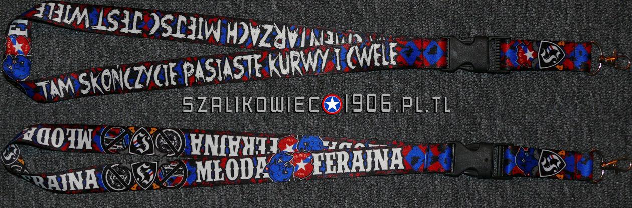 Smycz Młoda Ferajna Wisła Kraków