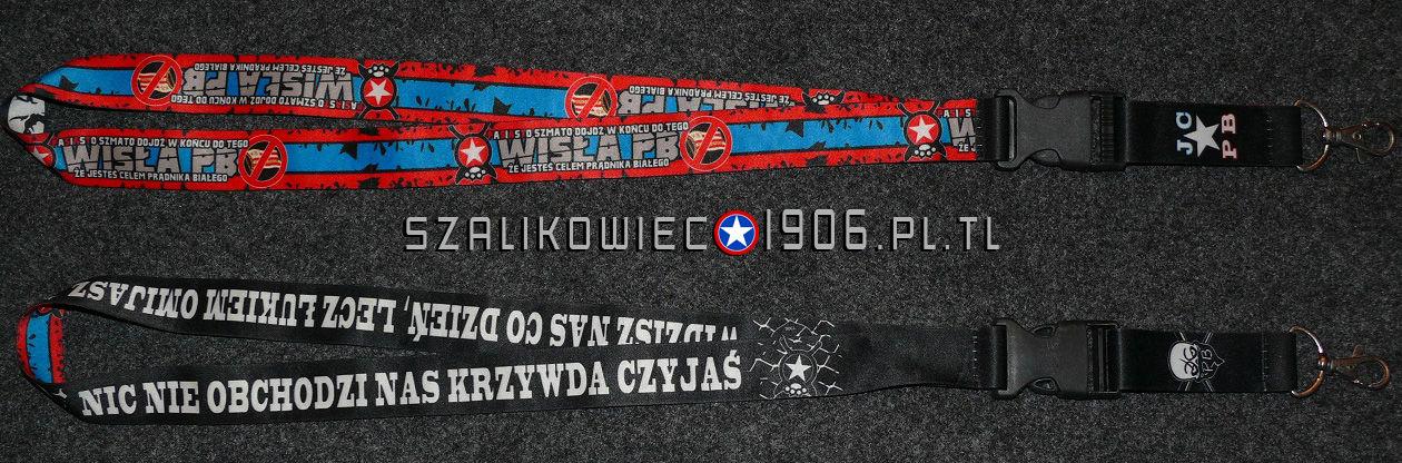 Smycz Pradnik Bialy Wisla Krakow
