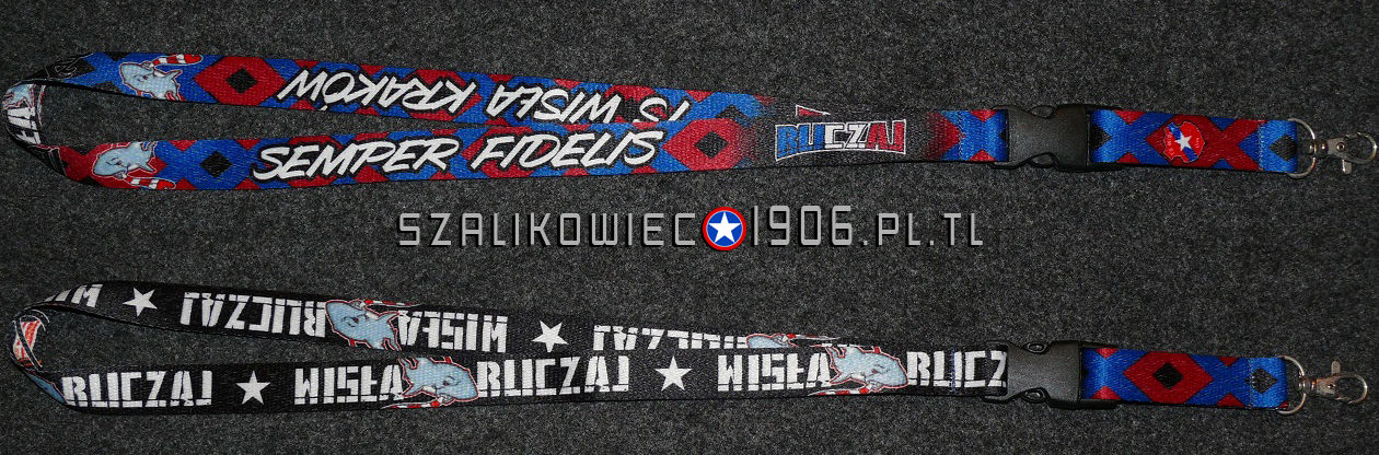 Smycz Ruczaj Wisla Krakow