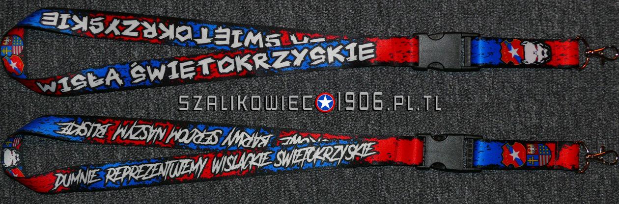 Smycz Wisła Kraków Świętokrzyskie