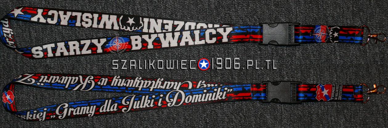 Smycz Urodzeni Wiślacy i Starzy Bywalcy Wisła Kraków