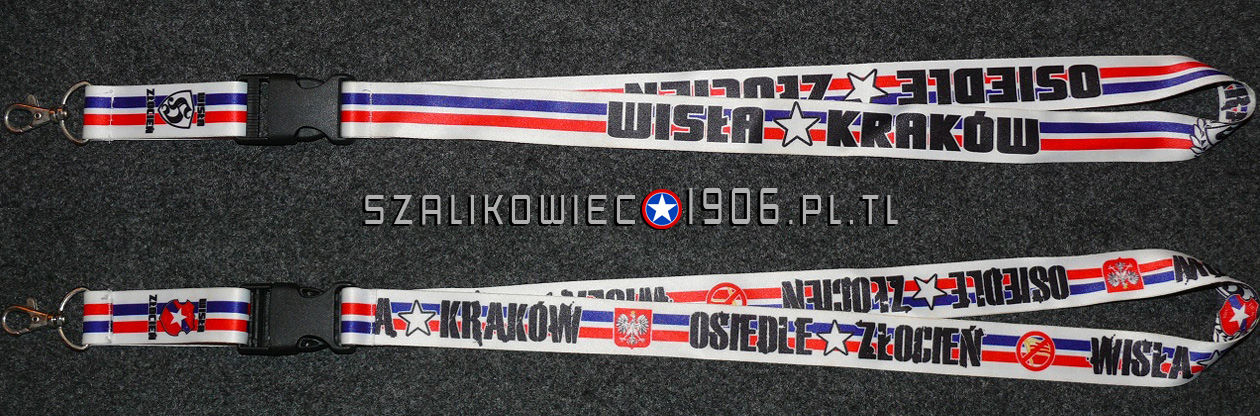 Smycz Zlocien Wisla Krakow