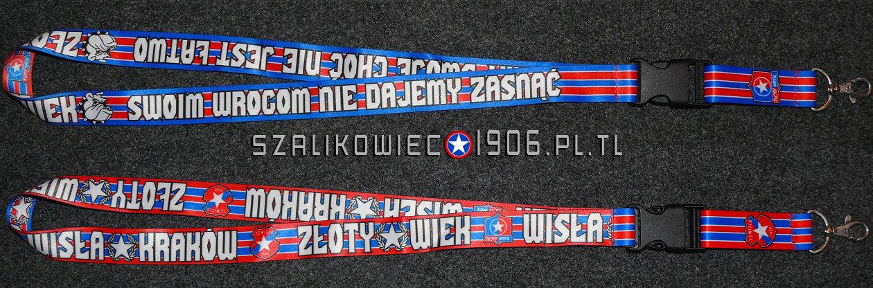Smycz Zloty Wiek Wisla Krakow