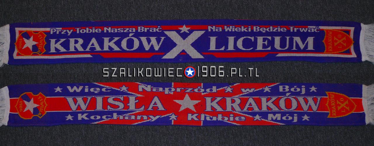 Szalik 10 Liceum Wisła Kraków