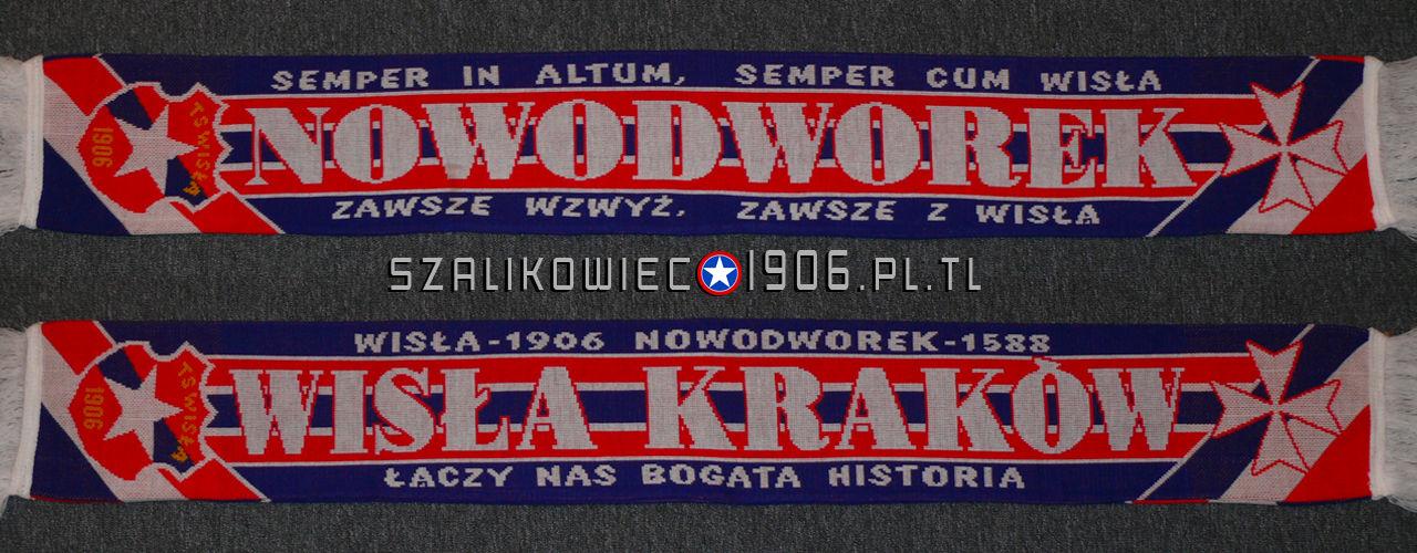 Szalik 1 Liceum WIsła Kraków