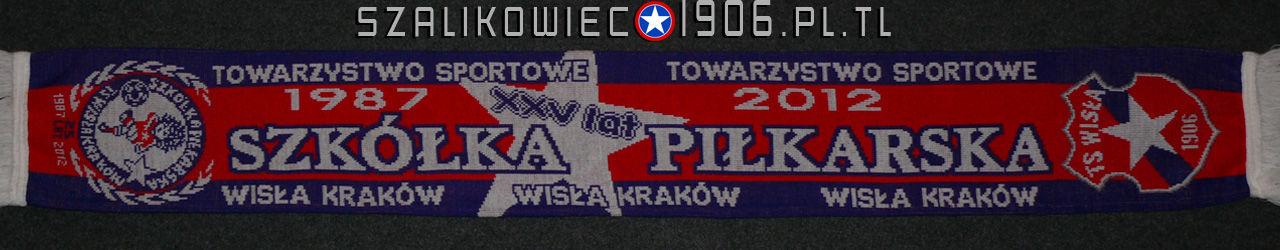 Szalik Wisła Kraków 25 Lat Szkółki Piłkarskiej