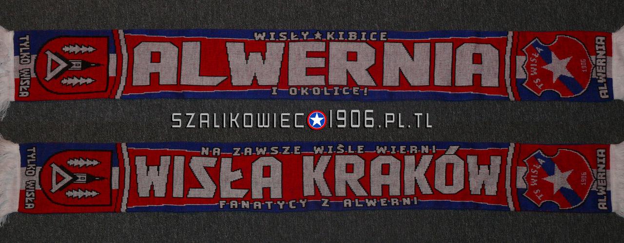 Szalik Alwernia Wisła Kraków