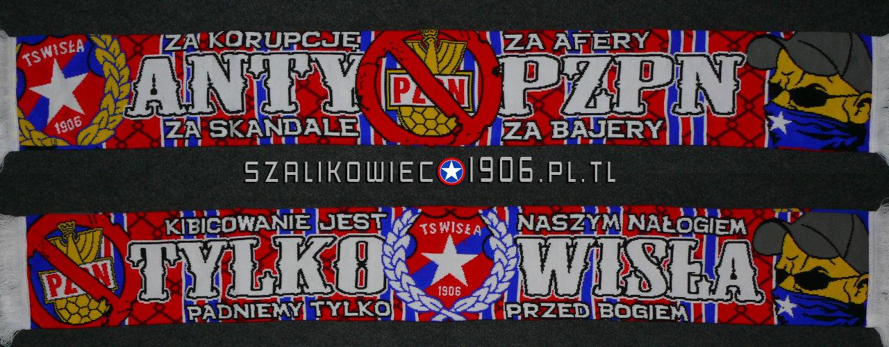 Szalik Anty PZPN Wisła Kraków