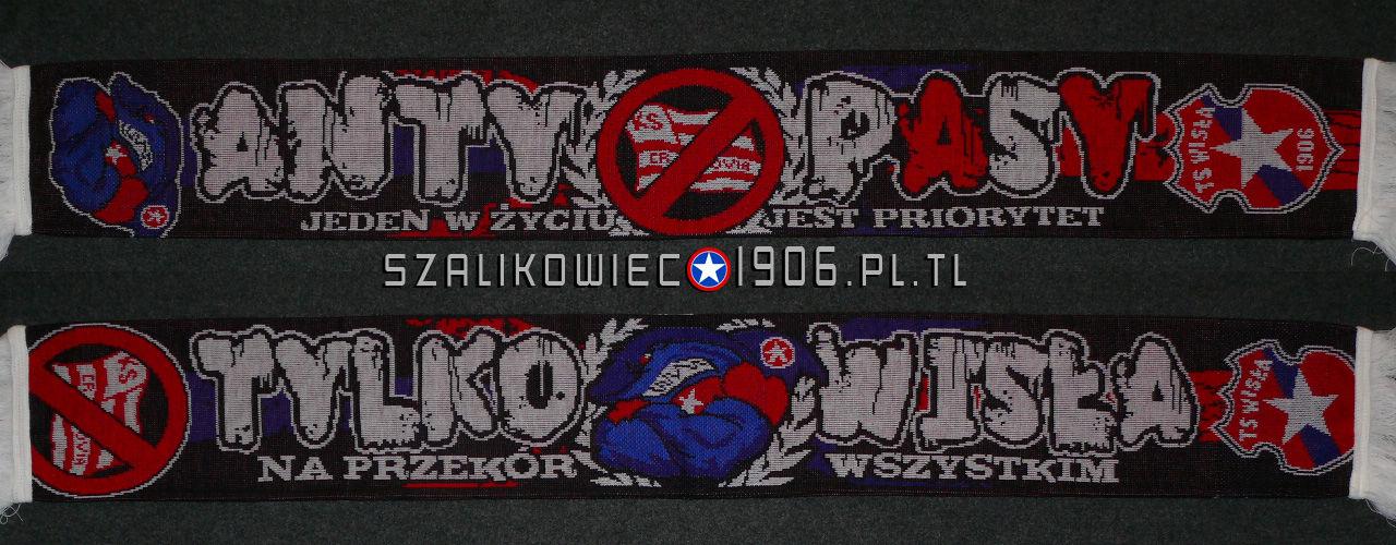 Szalik Anty Pasy Wisla Krakow