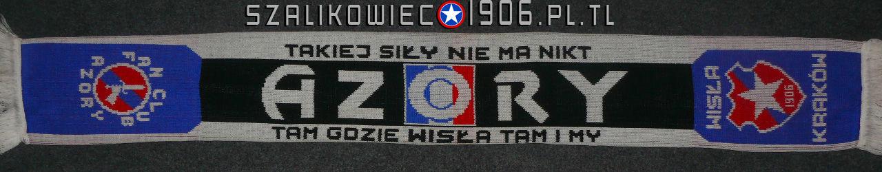 Szalik Wisła Kraków Azory Wzór 1