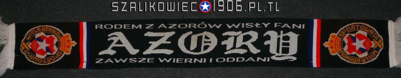 Szalik Wisła Kraków Azory Wzór 4