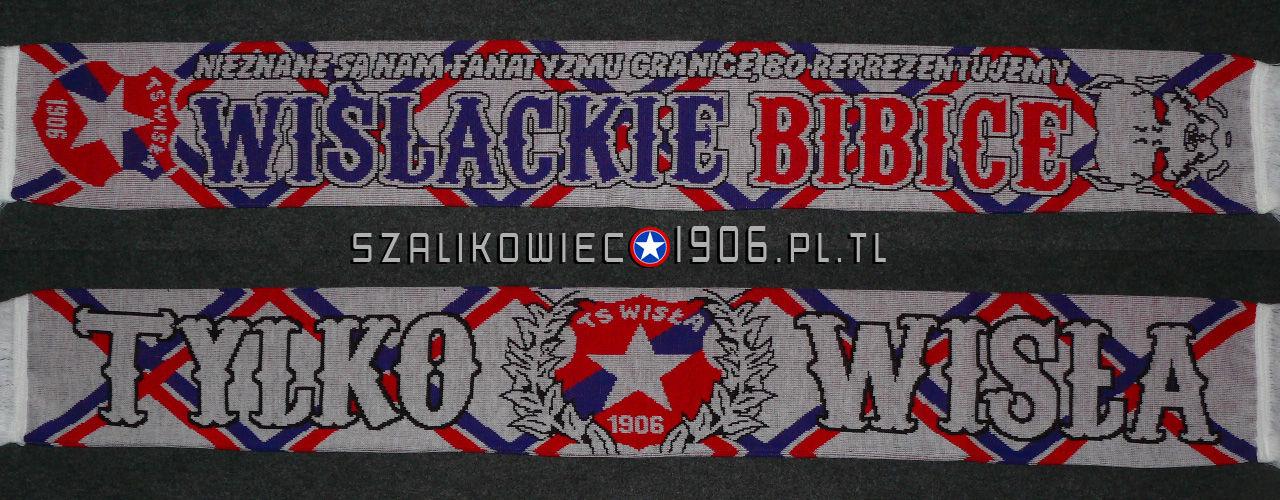 Szalik Wisła Kraków Bibice