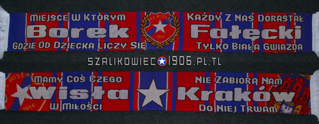 Szalik Wisła Kraków Borek Fałęcki
