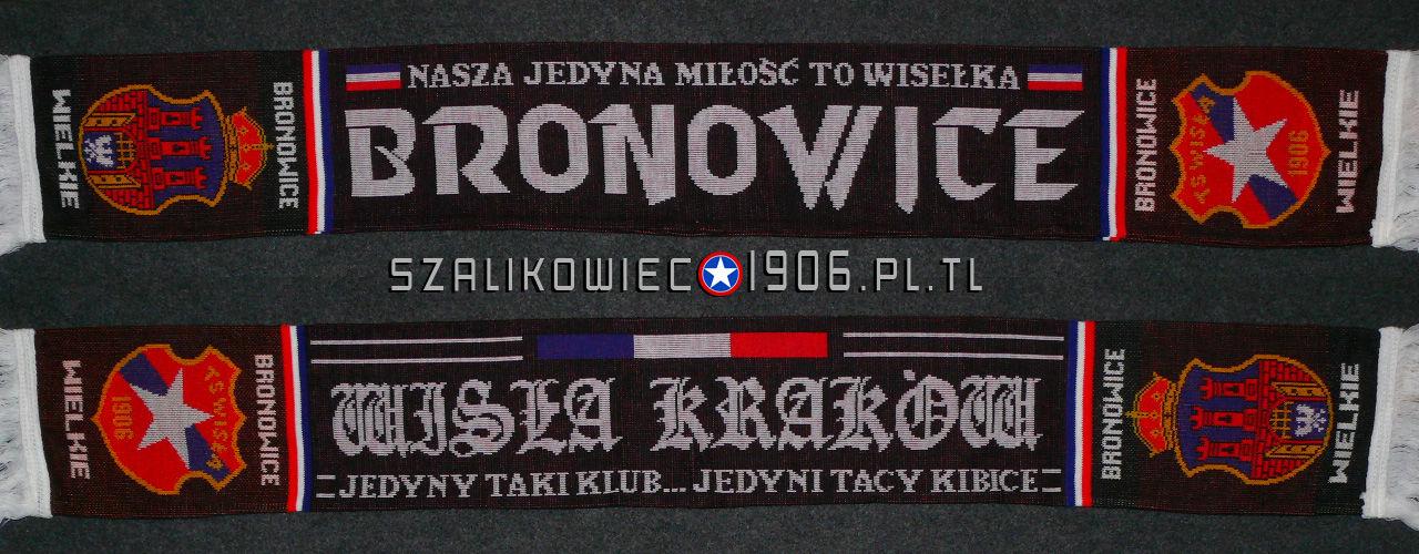 Szalik Wisła Kraków Bronowice Wielkie
