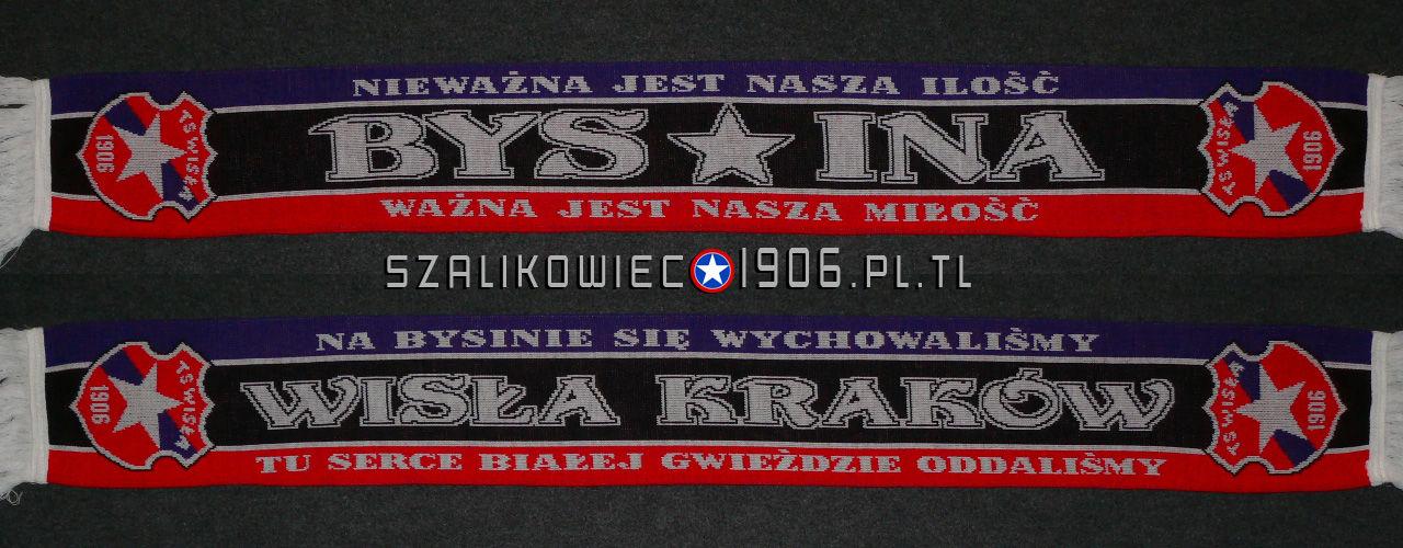 Szalik Wisła Kraków Bysina