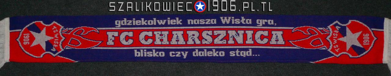 Szalik Wisła Kraków Charsznica Wzór 1