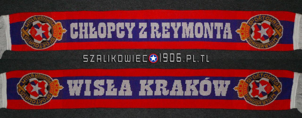 Szalik Chłopcy Z Reymonta Wisła Kraków