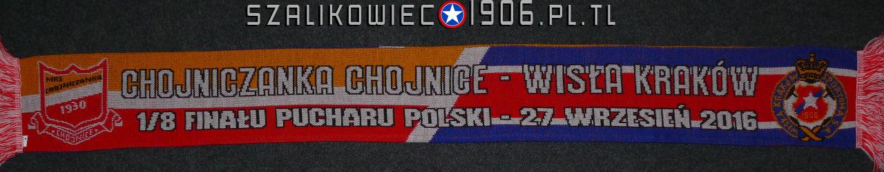 Szalik Chojniczanka Chojnice Wisła Kraków Puchar Polski