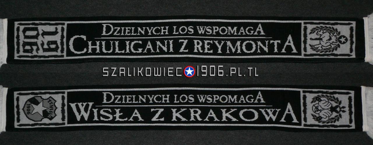 Szalik Chuligani Z Reymonta Wisła Kraków