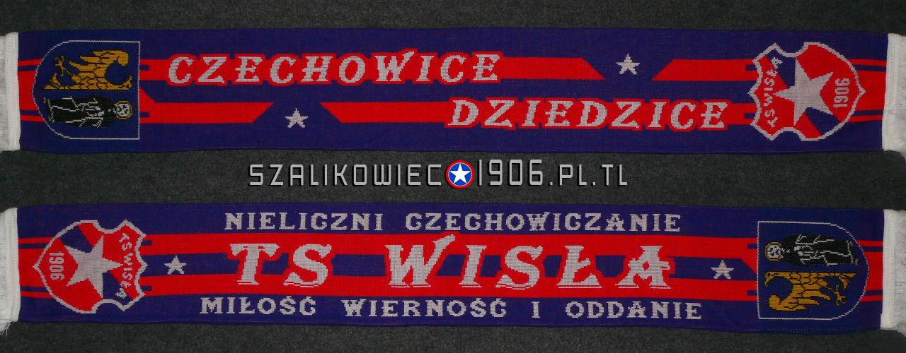 Szalik Wisła Kraków Czechowice - Dziedzice