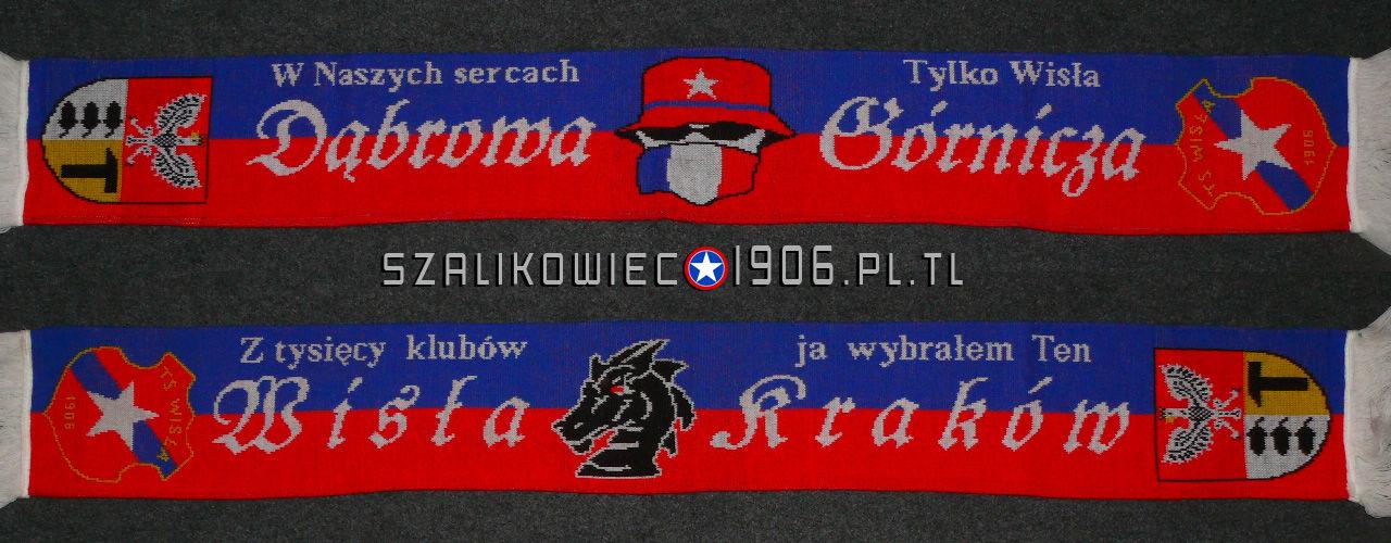 Szalik Wisła Kraków Dąbrowa Górnicza