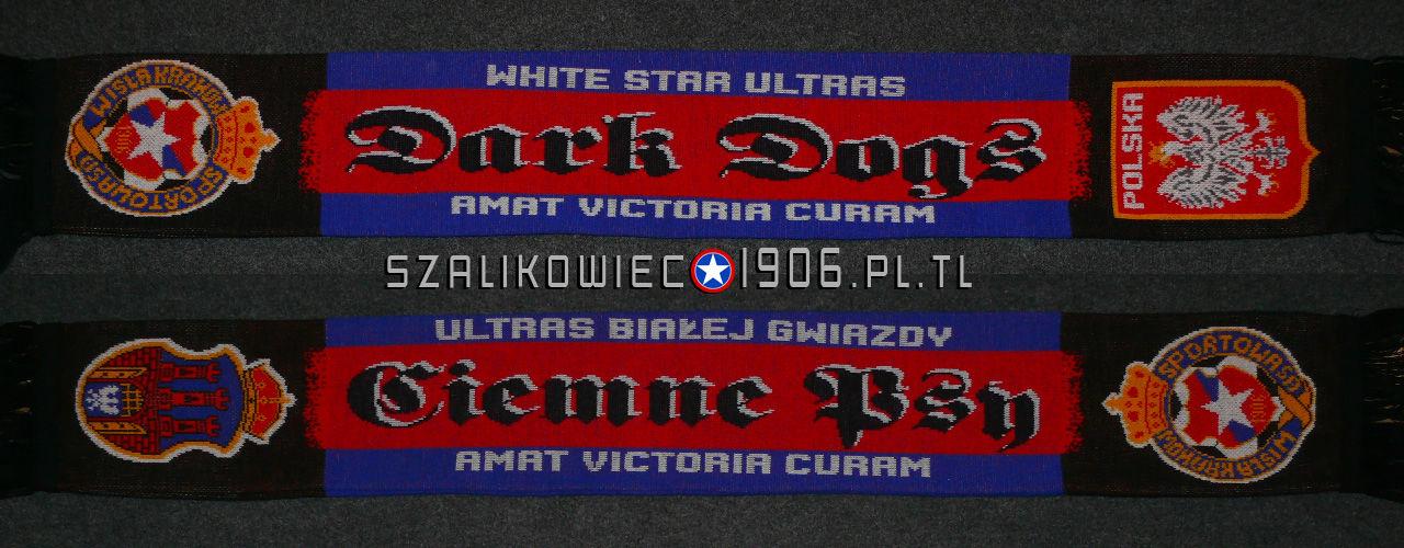 Szalik Dark Dogs Wisła Kraków