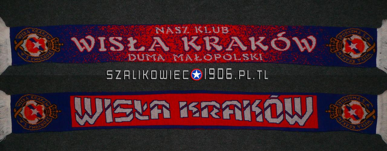 Szalik Duma Małopolski Wisła Kraków