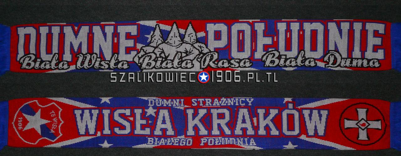 Szalik Dumne Południe Wisła Kraków