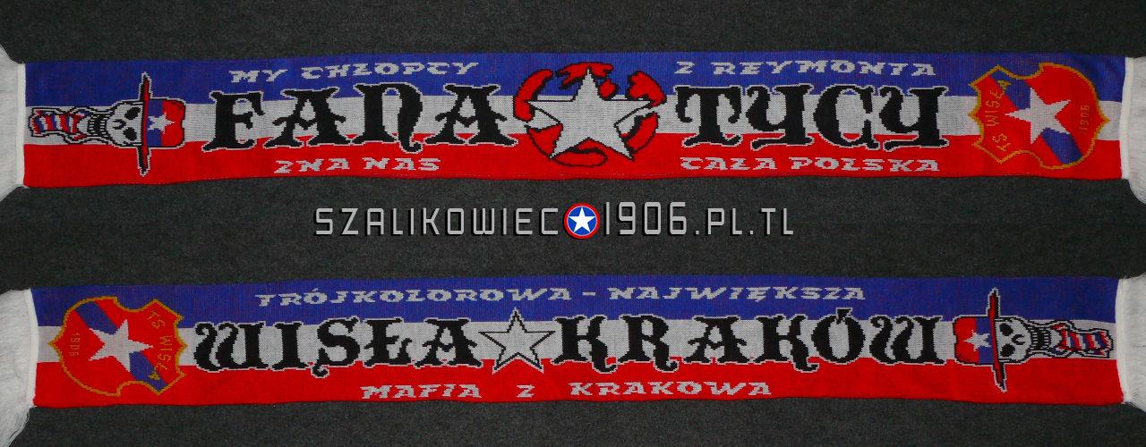 Szalik Fanatycy Wisła Kraków